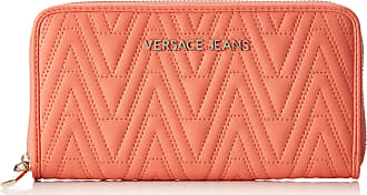 Versace Jeans Couture Womens EE3VRBPY2 E70040 Wallet Orange Orange (Corallo E512)