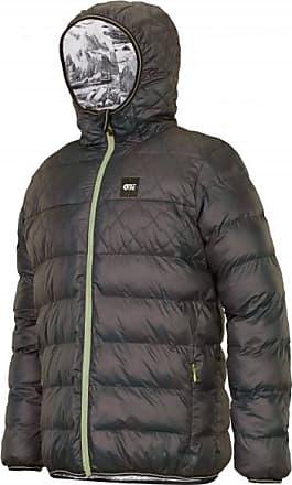 Picture Scape Jacket Giacca sintetica Uomo | nero/grigio
