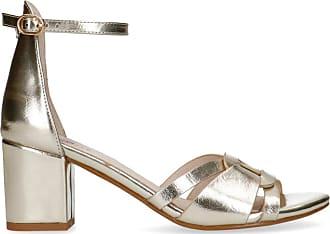 Tamaris Damen Sandalette Grau Metallic von Größe 36 bis 41