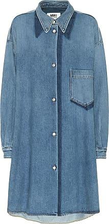 Maison Margiela Abito chemisier di jeans