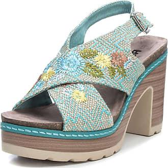 Refresh Womens Sandal REF072245 Blue Size: 37 EU