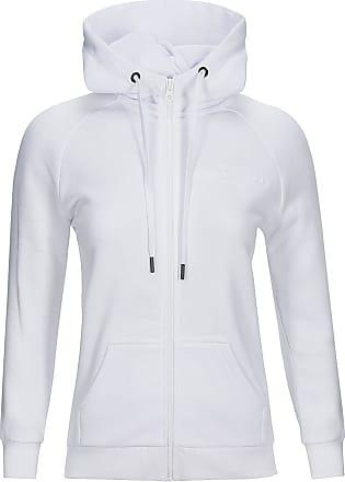 4e4fabfaa62c Peak Performance Peak Performance Logo - Kapuzenjacke für Damen - Weiß