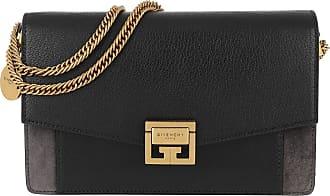 Givenchy GV3 Crossbody Bag Black/Grey Umhängetasche schwarz