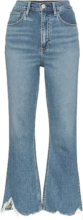 3x1 Empire cropped jeans - Blue