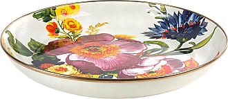 MacKenzie-Childs Flower Marked Abundant Bowl