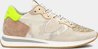 Philippe Model Sneakers - Beige - Trpx Camou Glitter - Beige