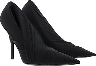 Balenciaga Pumps - Pumps Drape Leather Black - black - Pumps for ladies