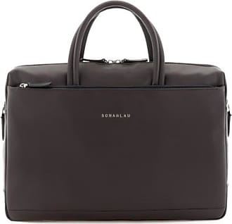 Scharlau km 12 Briefcase brown