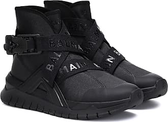 Balmain High-Top-Sneakers B Troop aus Canvas