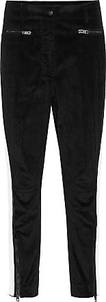 Haider Ackermann Stretch-cotton cropped skinny pants