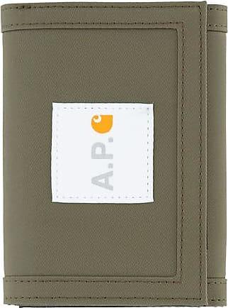A.P.C. A.p.c. Carhartt wip shawn wallet KAKI U