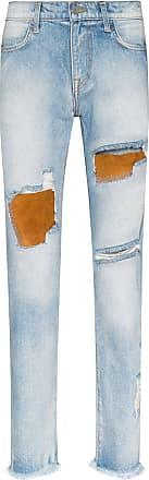 424 Jeans in Distressed-Optik - Blau