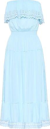 Melissa Odabash Clara lace-trimmed dress