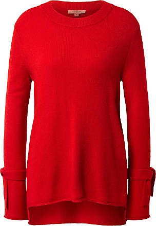 Comma Pull-over rouge
