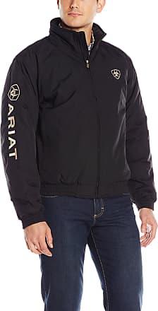 Ariat Mens Team Jacket, Black, Large