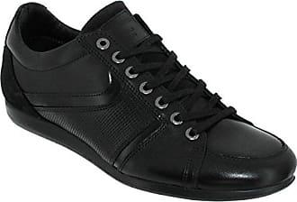 new concept e214e 11705 Redskins Herren Sneaker, schwarz - schwarz - Größe 43