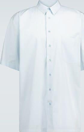 Raf Simons Short-sleeved oversized shirt