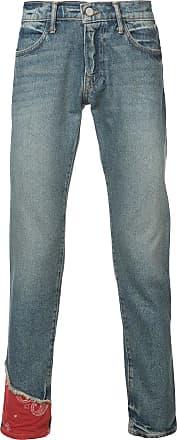 424 Calça jeans slim - Azul