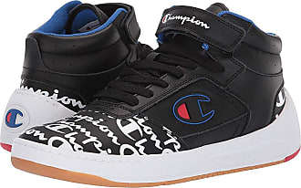a1a905db4192 Champion Super C Court Leather Print (Black) Mens Shoes