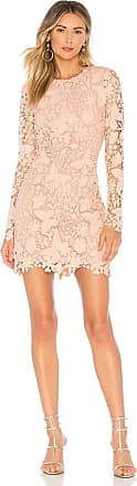 X by NBD Marco Mini Dress in Blush