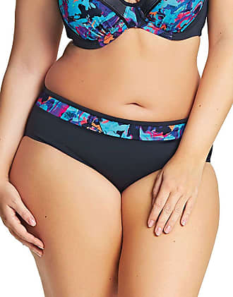 Elomi Abstract Mid Rise Brief