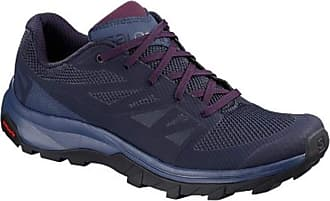 Salomon Outline Womens Walking Shoes - SS19-5.5 Blue