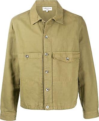Ymc You Must Create Jaqueta estilo camisa - Verde
