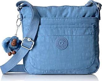 Kipling Womens Sebastian Crossbody Bag, Dream Blue