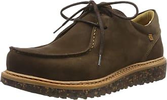 El Naturalista Unisex Adults Pizarra Boat Shoes, Brown (Brown Brown), 3 UK
