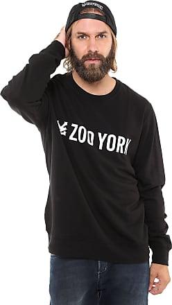 Zoo York Moletom Fechado Zoo York Basic Logo Preto