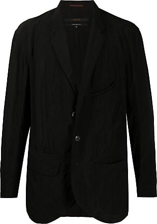 Ziggy Chen single breasted jacket - Black