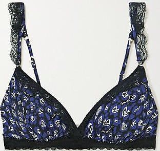 Leopard Print Stella McCartney Women/'s Printed Smooth Balconette Bra