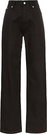 Eytys Benz high waisted baggy jeans - Preto