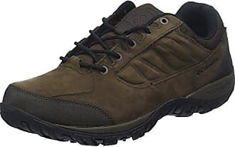 Homme Marron Ridge Madder Brown 2 1 Basses Randonnée Cordovan Plus Ruckel EU Chaussures Waterproof de Columbia 43 Sxw8qzgT