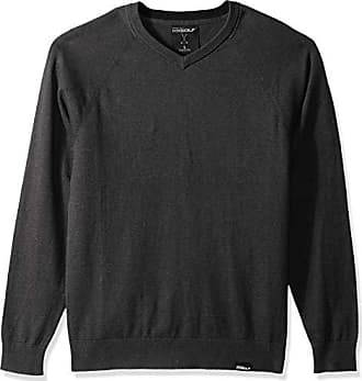 1799663bbd56 Skechers Golf Mens Fairway Long Sleeve V Neck Cottom Cashmere Sweater Vest