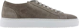 Doucal's Fashion Man DU2335ERICUZ106IM05 Brown Suede Sneakers | Spring Summer 20