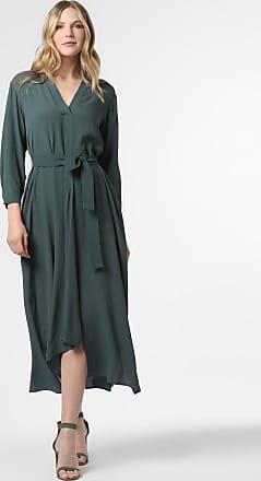 Max Mara Damen Kleid mit Seiden-Anteil - James blau