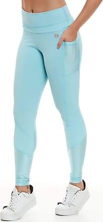 Bro Fitwear Legging Milky - Azul - M