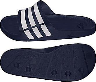 pretty nice 7790e 9c041 adidas Männlich Duramo Slide Badelatschen