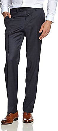 VINTAGE UOMO SLIM FIT STRETCH Pantaloni Chino Jeans Grigio//Blu//Beige 7011