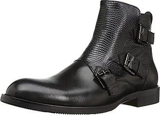 Zanzara Mens Messina Boot, Black, 10.5 M US