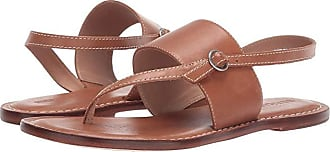 Bernardo Meg (Luggage Antique Calf) Womens Sandals