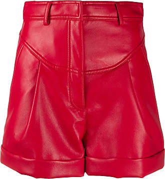 Philosophy di Lorenzo Serafini polished short shorts - Red