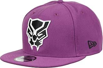New Era 9FIFTY Marvel Black Panther Logo 950 Snapback Cap - Sparkling - One Size