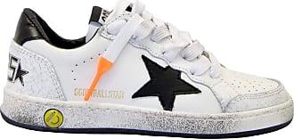 Golden Goose Sneakers BALLSTAR Cream Black Multicolour Size: 12.5 UK Child