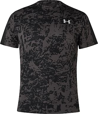 UNDER ARMOUR FITTED TECH SHIRT CAMO PATTERN SIZE  XL L MEN NWT $$$$