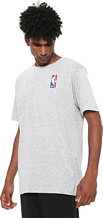 NBA Camiseta NBA National Basketball Association Cinza