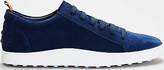 Tod's sneakers scamosciata - blu