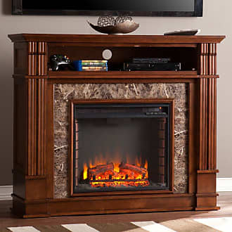 Southern Enterprises Highgate Electric Fireplace - HN7118-9