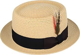 Hawkins Straw Crushable Foldable Summer Panama Fedora Trilby HAT with Band